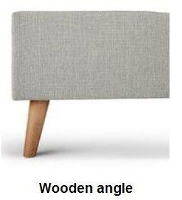 Wooden angle micro tech poten