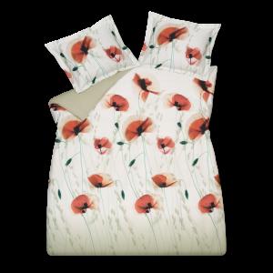wild poppy multi dekbedovertrek
